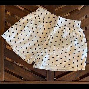 NWT Gap Polka Dot Girls Toddler Shorts